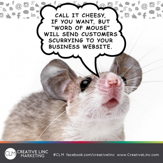 word of mouse social media marketing