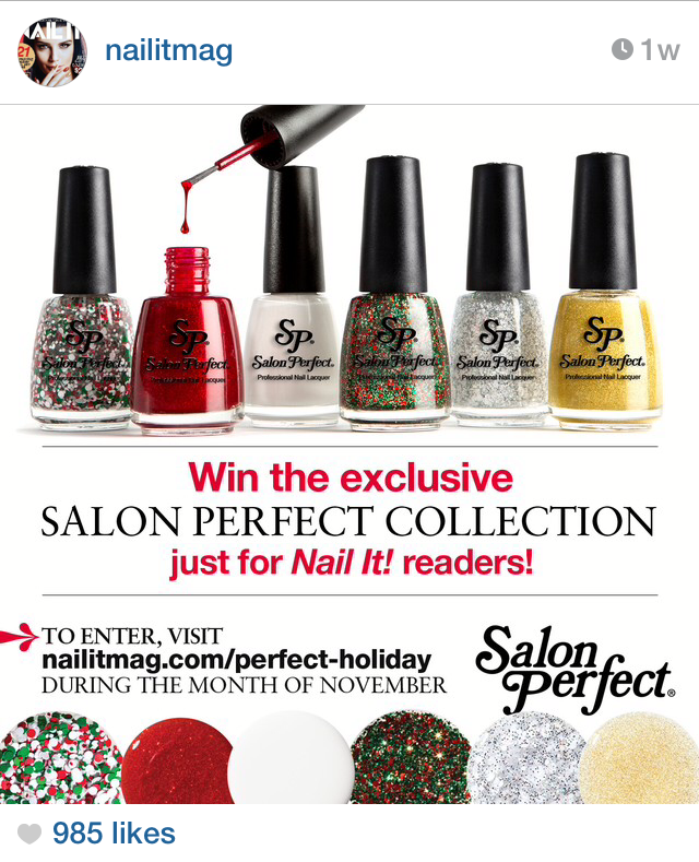 Salon Perfect Nail It Magazine Photography by Creative Linc